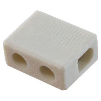 Caixa de Juncão Unifilar em Porcelana