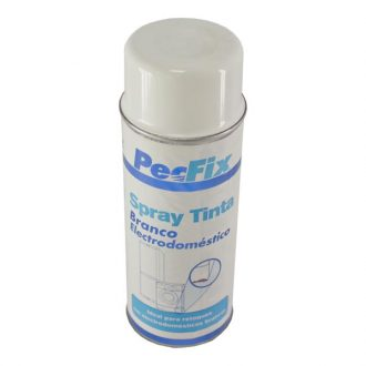 Spray Tinta Branco p/ eletrodomésticos