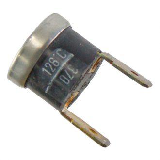 Micro Termostato de Temperatura Fixa NC128ºc