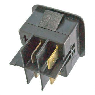 Interruprot com sinalizador Laranja 230V