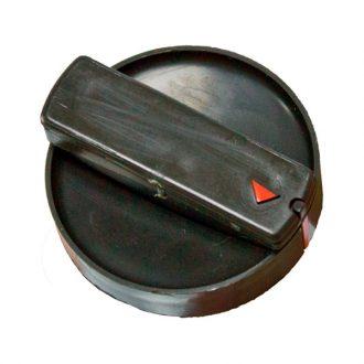 Botão do timer Veio Comprimido