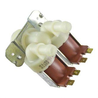 Electroválvula Dupla 180º 24V