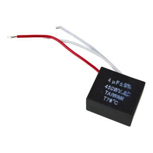 Condensadores de Filtros anti disturbo 450V
