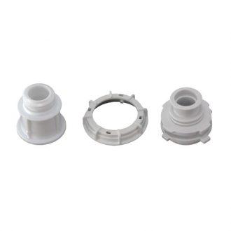 Kit de fixação inferior p/ Colunas de água