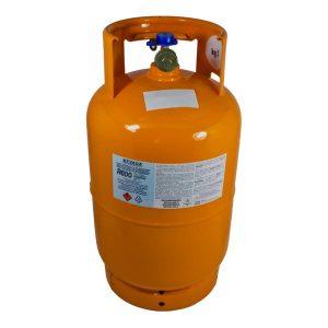 Garrafa R-600 Media/Baixa temperatura