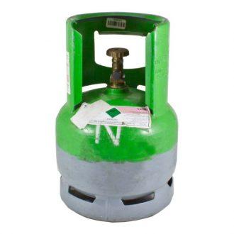 Garrafa recarregável R-407C Media/Alta temperatura