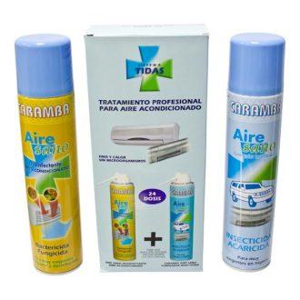 Desinfetante 600ml p/ AC