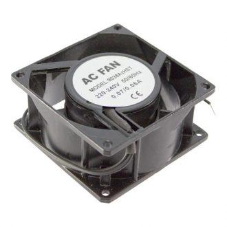 Ventilador Axial 50m3/hora 230V / 12W