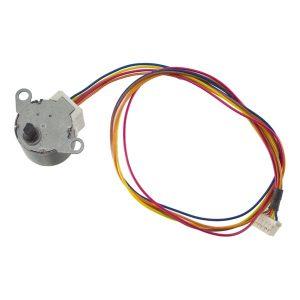 Motor do flap GAL12A-BD P/ AC 9000 / 12000 BTU's 12V DC