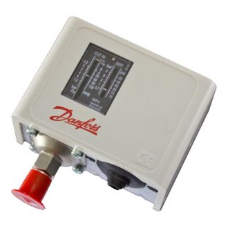 Pressostato BP / LP - Auto. DANFOSS