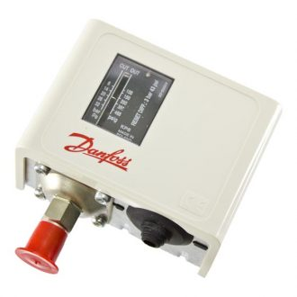 Pressostato AP / HP - Manual DANFOSS