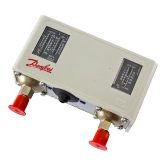 Pressostato BP / LP - AP / HP - Auto. DANFOSS