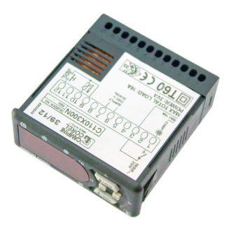 Termostato Digital Campini CTX031N02C C110X300N p/ 1 sonda 230V