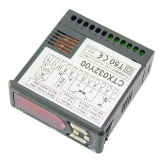 Termostato Digital Campini CTX032Y00 p/ 2 sondas 230V