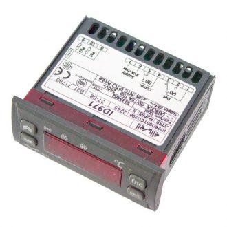 Termostato Digital ELIWELL ID971LX p/ 2 Sondas 230V