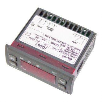 Termostato Digital ELIWELL ID961 p/ 1 Sonda 12V AC
