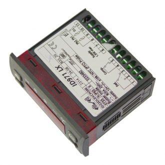 Termostato Digital ELIWELL ID971LX p/ 2 Sondas 12VAC