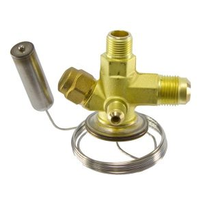 Válvula de Expansão TES2 R404A / R507