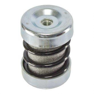 Apoio anti vibratório Peso max. 75kg AM-75