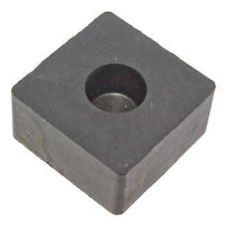 Apoio anti vibratório Peso max. 300kg Pa703