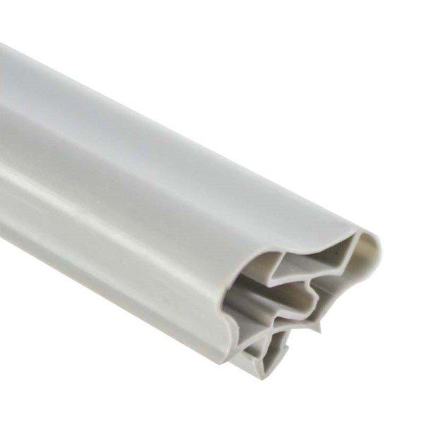 Perfil industrial Branco P/ Vitrines
