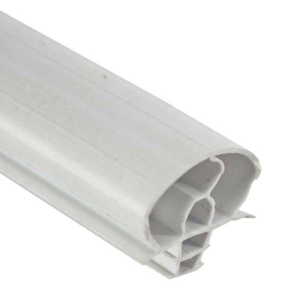 Perfil industrial Branco P/ Balcao e Camaras