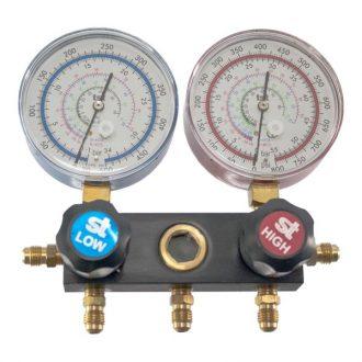 Manómetro R134 | R404 | R407 | R410