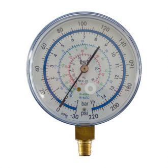 Manómetro Pulse free BP/LBP R22 | R134 | R404 | R407