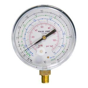 Manómetro Pulse free BP/LBP R403B   R413A   R600A