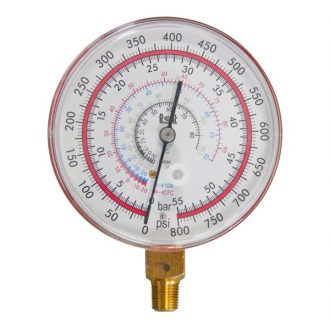 Manómetro Pulse free AP/HBP R134 | R404 | R407 | R410