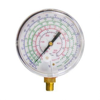 Manómetro Pulse free AP/HBP R134 | R404 | R407C | R507