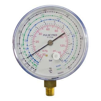 Manómetro Pulse free BP/LBP