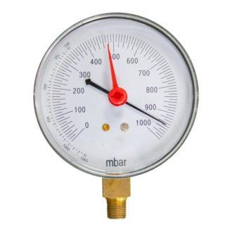 Vacuómetro Saída 90º