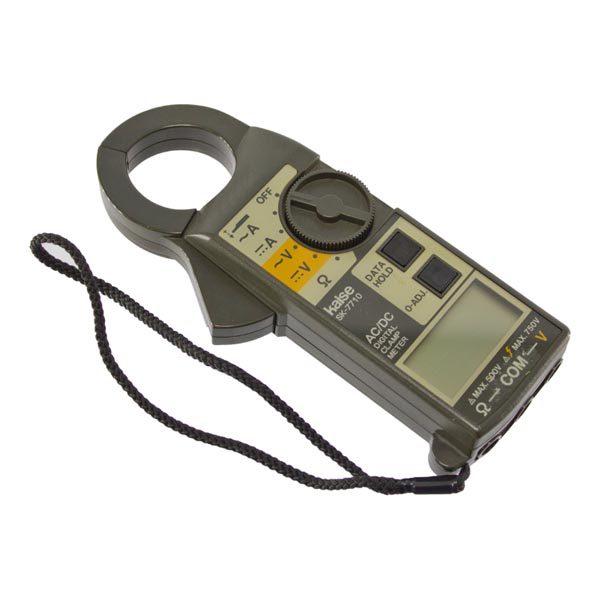 Pinça Amperimétrica Digital