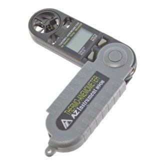 Termo - anemómetro Digital