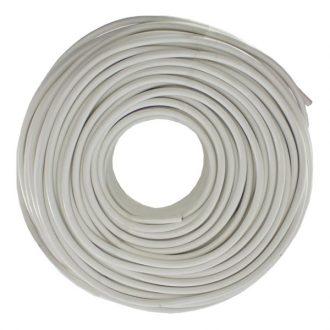 Cabo flexível 3 Fios Branco