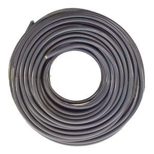 Cabo flexível 3 Fios Negro / Black