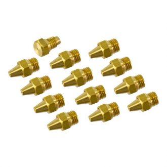 Kit Injetores do Queimador p/ Esquentador de 11L p/ p/ Gás Butano