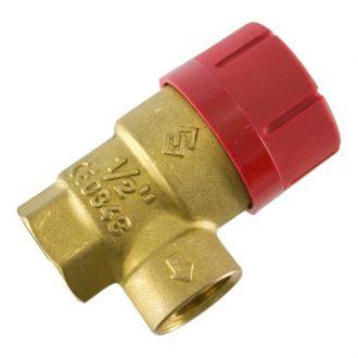 Válvula de Segurança Pressão: 3.6 bar