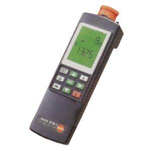 Medidor de monóxido de carbono CO