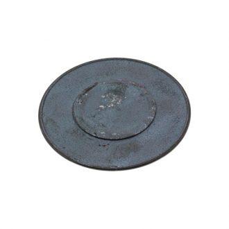 Tampa do espalhador médio (placa)