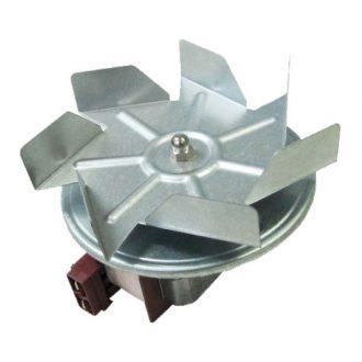 Motor ventilador veio curto p/ forno convector 230V / 30W