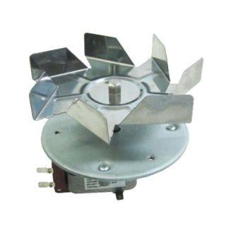 Motor ventilador veio longo p/ forno convector 230V / 32W