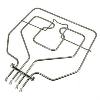 Resistência Dupla p/ forno 230V / 1100W + 1200W