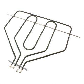 Resistência dupla p/ forno 230V / 600W + 1500W