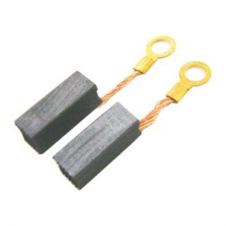 Escovas de Carvão 6,4 x 16 x 6,4mm