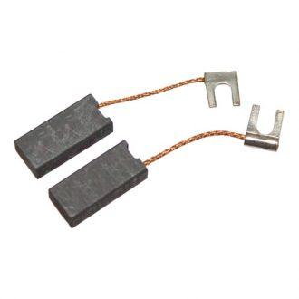 Escovas de Carvão 10 x 21 x 6mm