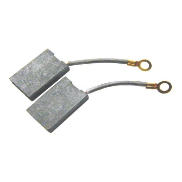 Escovas de Carvão 16 x 24 x 6mm