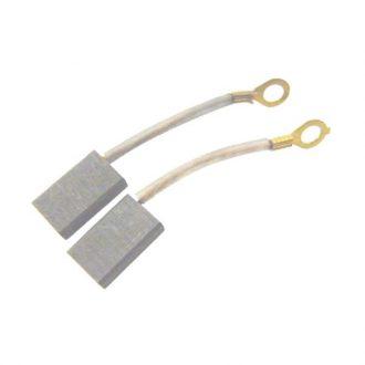 Escovas de Carvão 10 x 15 x 5mm