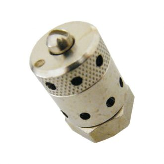 Válvula de Segurança Alumínio / Inox